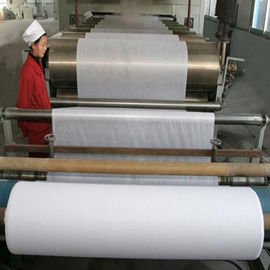 100% PVA Cold Water Soluble Non Woven Fabric For Embroidery Backing