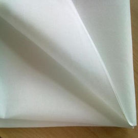 Pure PVA Cold / Warm Water Soluble Stabilizer , Non Woven Fabric For Embroidery Backing