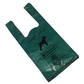 PLA Biodegradable Compostable Dog Waste Bags With Personalized Design