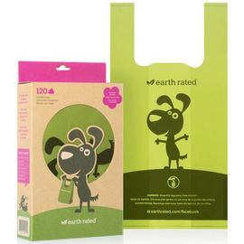 Colored Pet Waste Eco Green Friendly Oxo - Biodegradable PLA Plastic Bags
