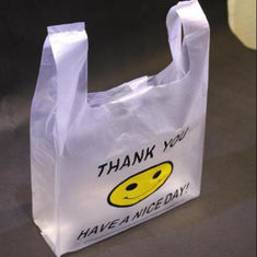 China Reusable Biodegradable Shopping Bags / Custom Biodegradable Bags With Logo supplier