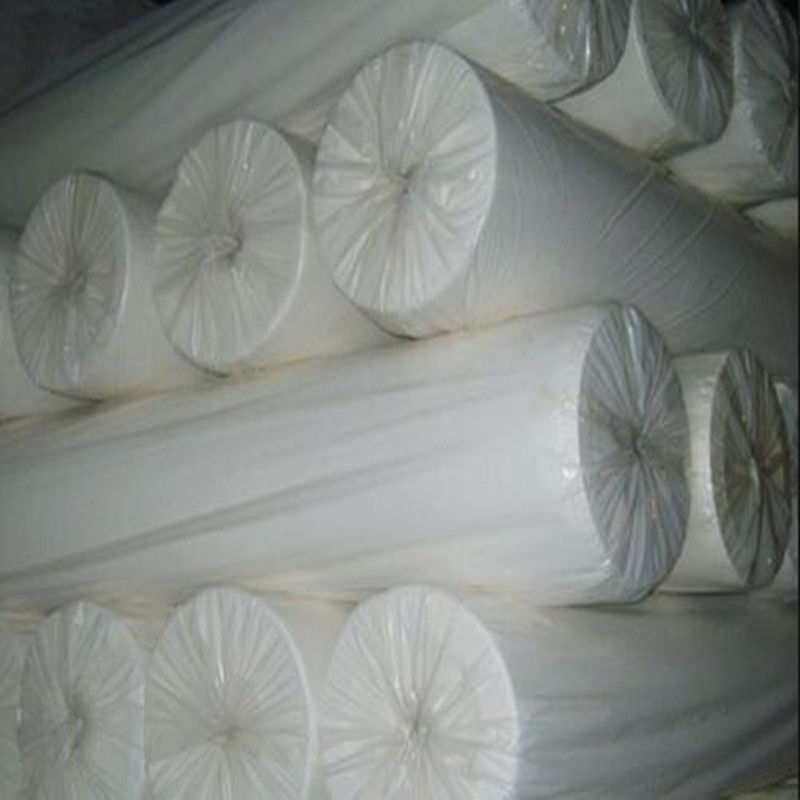 100% PVA Non Woven Water Soluble Fabric Stabilizer 36 To 60 Inches Width Optional