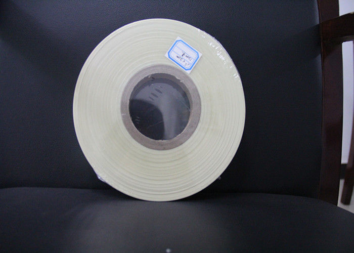 Efficient PVA Water Soluble Seed Tape , Polyvinyl Alcohol Dissolvable Plastic Film supplier