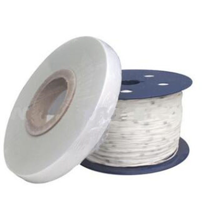 Efficient PVA Water Soluble Seed Tape , Polyvinyl Alcohol Dissolvable Plastic Film